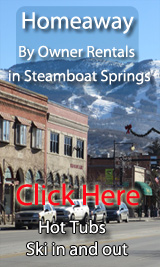 ski in out by owner vacation rentals in steamboat springs