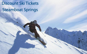 discount ski tickets in steamboat springs